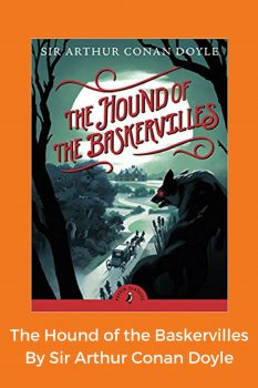 cover of The Hound of the Baskervilles by Sir Arthur Conan Doyle