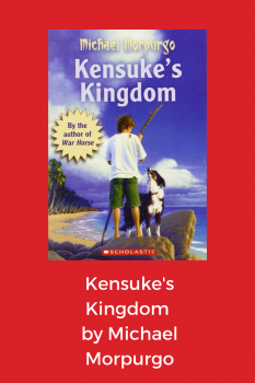 cover of kensuke's kingdom by Michael Morpurgo