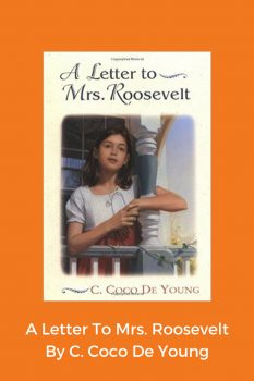 cover of A Letter to Mrs. Roosevelt by C. Coco De Young