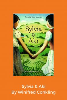 cover of Slyvia & Aki by Winifred Conkling