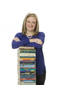 Sarah Collinge, founder & president headshot