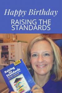 Happy birthday Raising the Standards