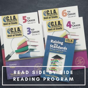 read side by side reading program curriculum
