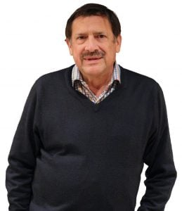Dr. Peter Dewitz director of research headshot