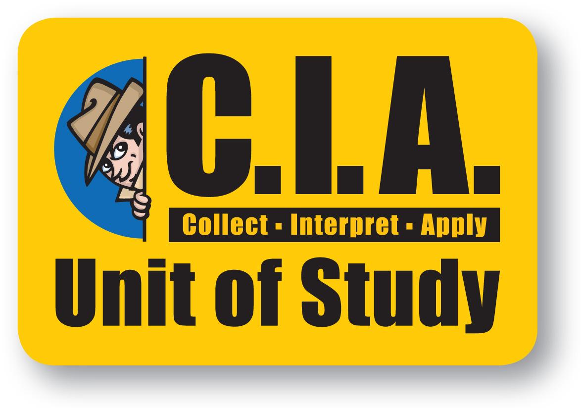 CIA logo yel box